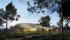 The Camp, bientôt un campus numérique à Aix-en-Provence