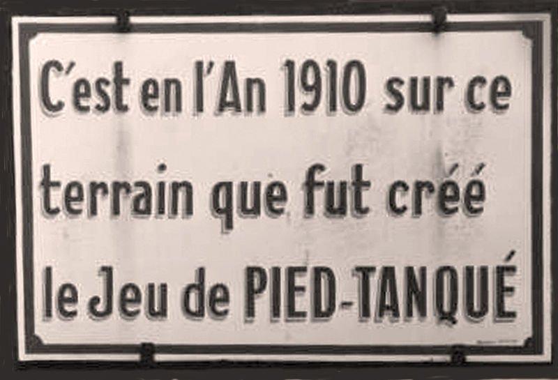 Top 10 des clich s sur marseille et les marseillais gomet 39 for Regle de la petanque provencale