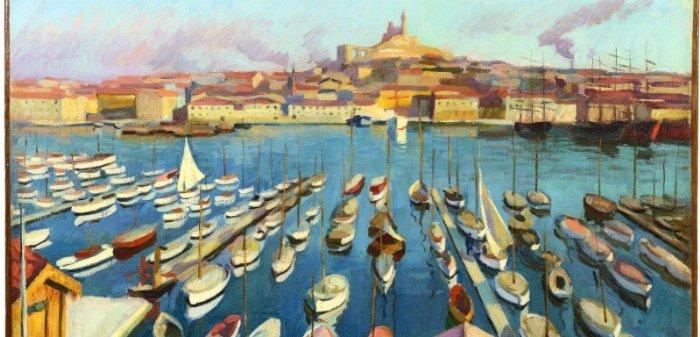 Marseille Au Mus 233 E Regards De Provence