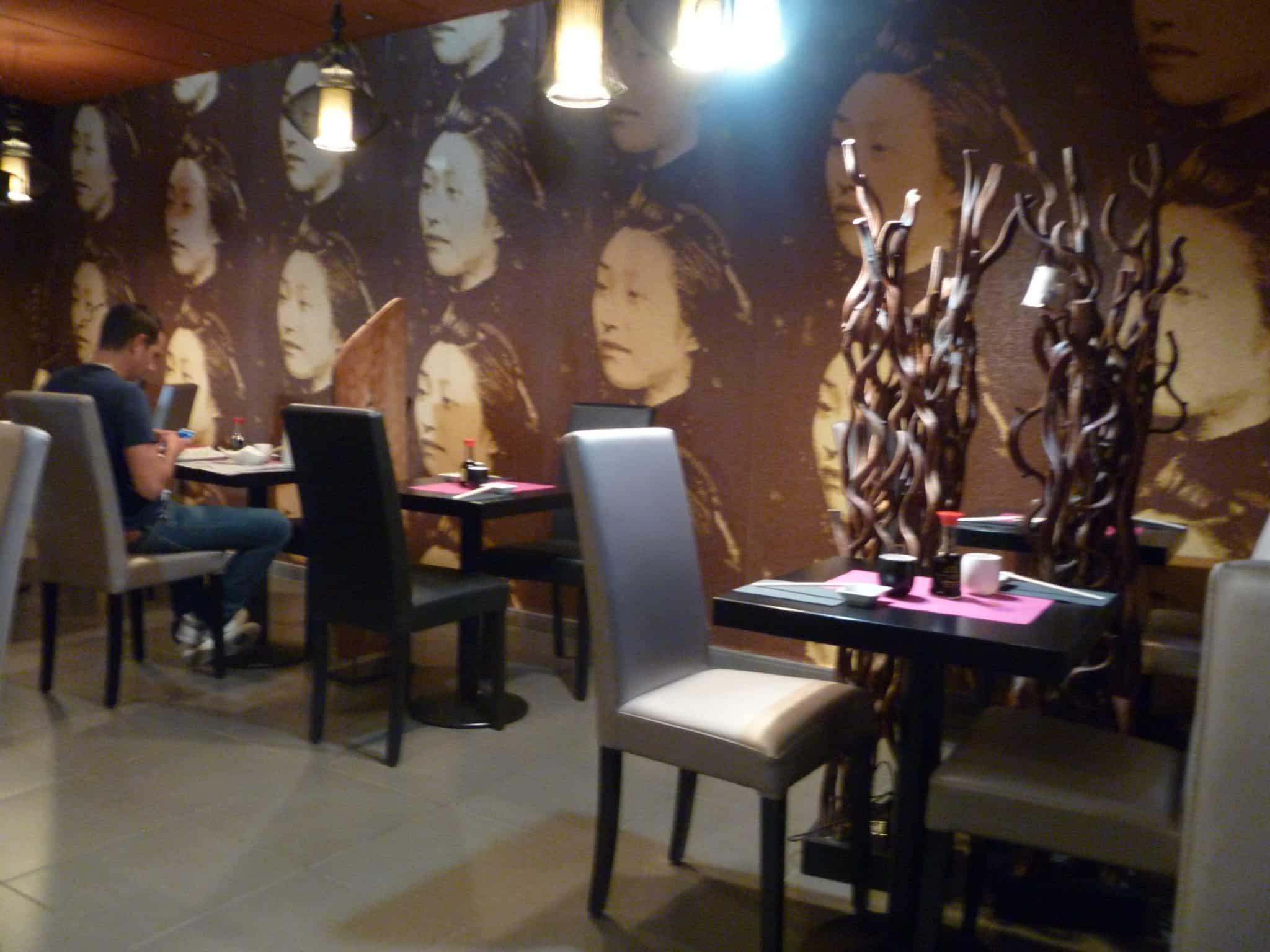 O manger des sushis salon de provence for Restaurant poisson salon de provence