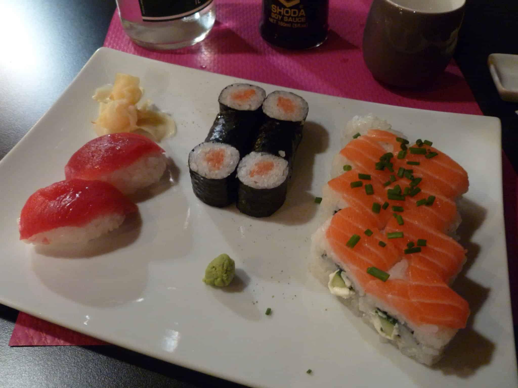 O manger des sushis salon de provence for Hai sushi salon de provence