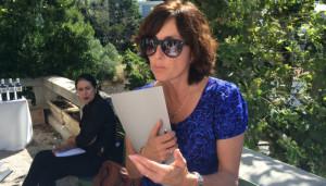 Isabelle Brémond, directrice générale de Bouches-du-Rhône Tourisme (Photo J-F. E.)