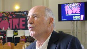 Michel Kester, le PDG de la Safim. (Photo J-F. E.)