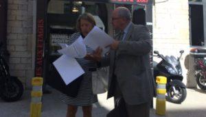 Jean-Claude Terrier état arrivé en avril 2014 à la communauté urbaine.