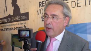 Robert Assante, vice-président de MPM délégué aux transports. (Photo J-F. E.)