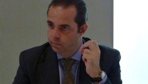 Yves Moraine (UMP), maire de secteur de Marseille (Photo J-F.E)