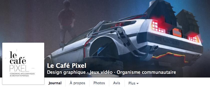 Café Pixel