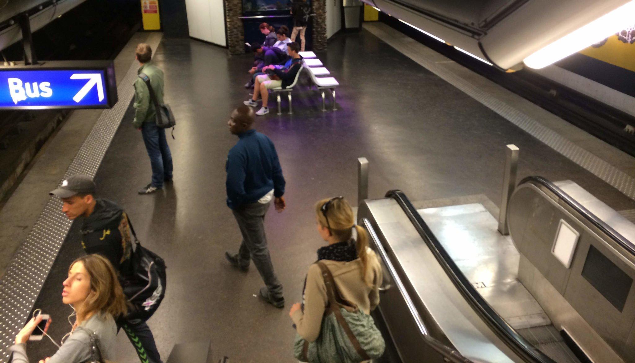metro marseille transport
