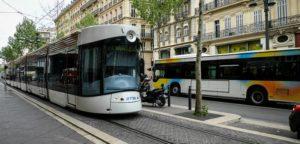 tramway tansport