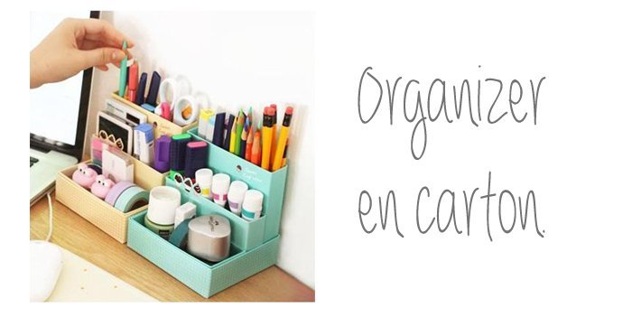 diy 4 astuces pour organiser son bureau au travail. Black Bedroom Furniture Sets. Home Design Ideas