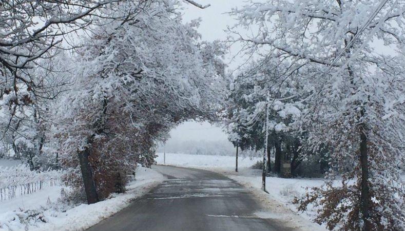 M t o fin de l 39 alerte neige en provence la pluie remplace les flocons gomet 39 - Meteo france salon de provence ...