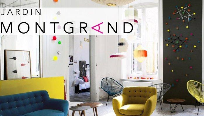 Shopping a la d couverte du concept store jardin for Jardin montgrand