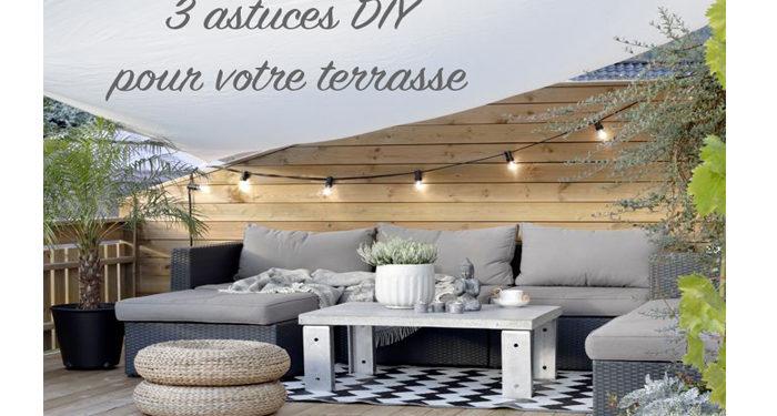 Diy 3 Astuces Pour Amenager Son Exterieur En Petit Coin De