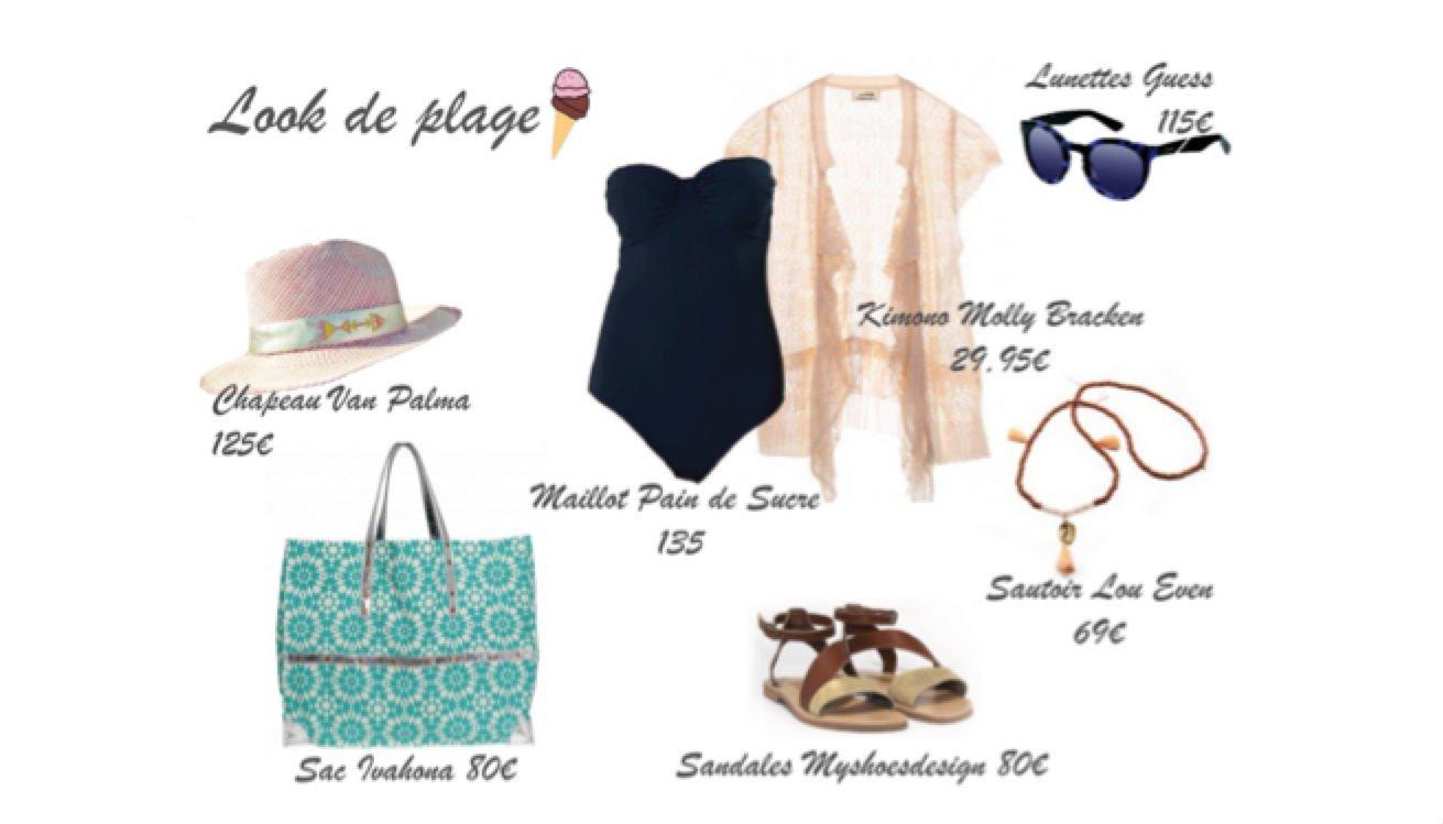 shopping retour de plage 7 accessoires made in sud gomet 39. Black Bedroom Furniture Sets. Home Design Ideas