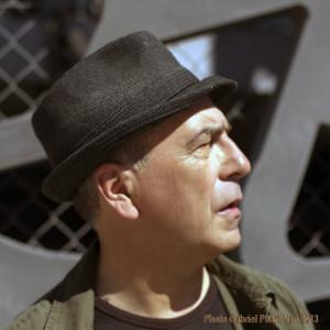 Papet-J, l'un des chanteurs du groupe Massilia Sound Système. Crédit photo : Cabriel Pham Van 2013