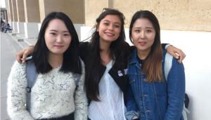 étudiantes corée