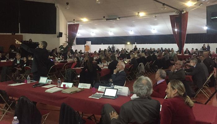 Le conseil communautaire de la CPA, s'est réuni, jeudi 12 novembre à Saint Cannat pour l'avant dernière fois avant la mise en place de la métropole Aix-Marseille Provence