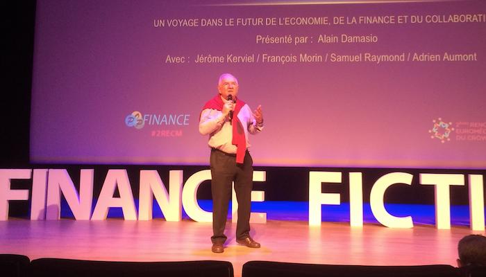 François Morin, économiste.