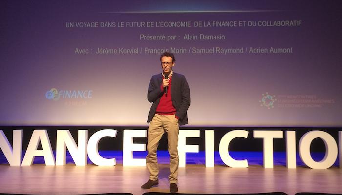 Adrien Aumont, fondateur de Kiss Kiss Bank Bank