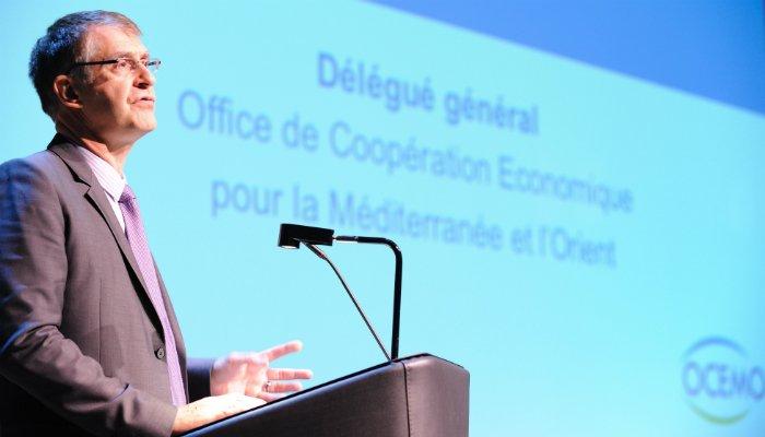Pierre Massis, délégué général de l'OCEMO