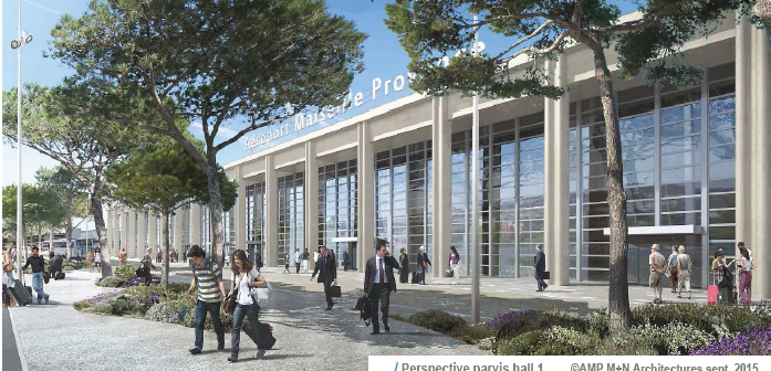 [Economie] L'aéroport Marseille-Provence boosté par le trafic international