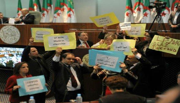 algerie assemblée