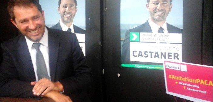 Christophe Castaner entre en campagne pour les Régionales