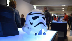 DEFExpo Masque Star wars