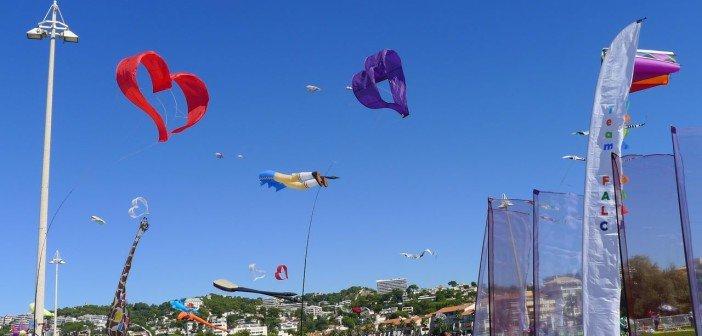 La fête du vent à Marseille