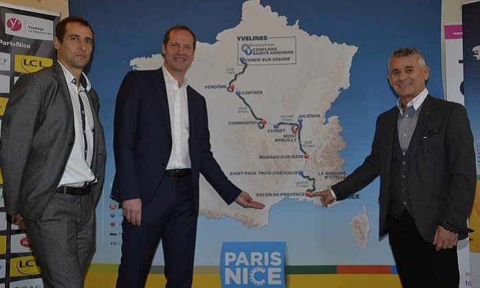 cyclisme le paris nice 2016 fera tape salon de