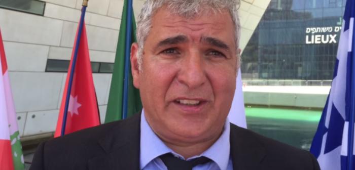 Christophe Madrolle tête de liste PS dans les Bouches-du-Rhône pour les Régionales