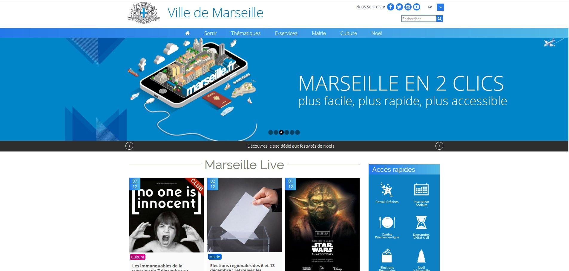site marseille