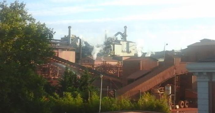 L'usine Altéo de Gardanne