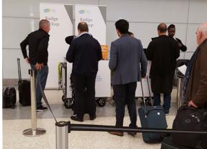 Comptoir airport reduite