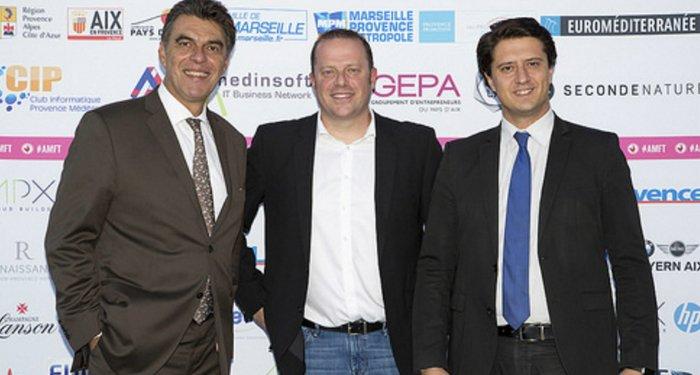 Innovation aix marseille french tech en force au ces - Salon des nouvelles technologies las vegas ...