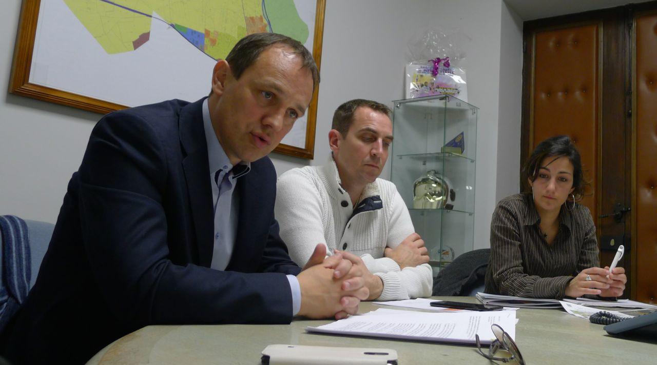 Environnement la ville de salon de provence pr sente un - Mairie de salon de provence recrutement ...