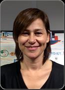 Stéphanie Schohn, responsable écosystème et animation du pôle SCS