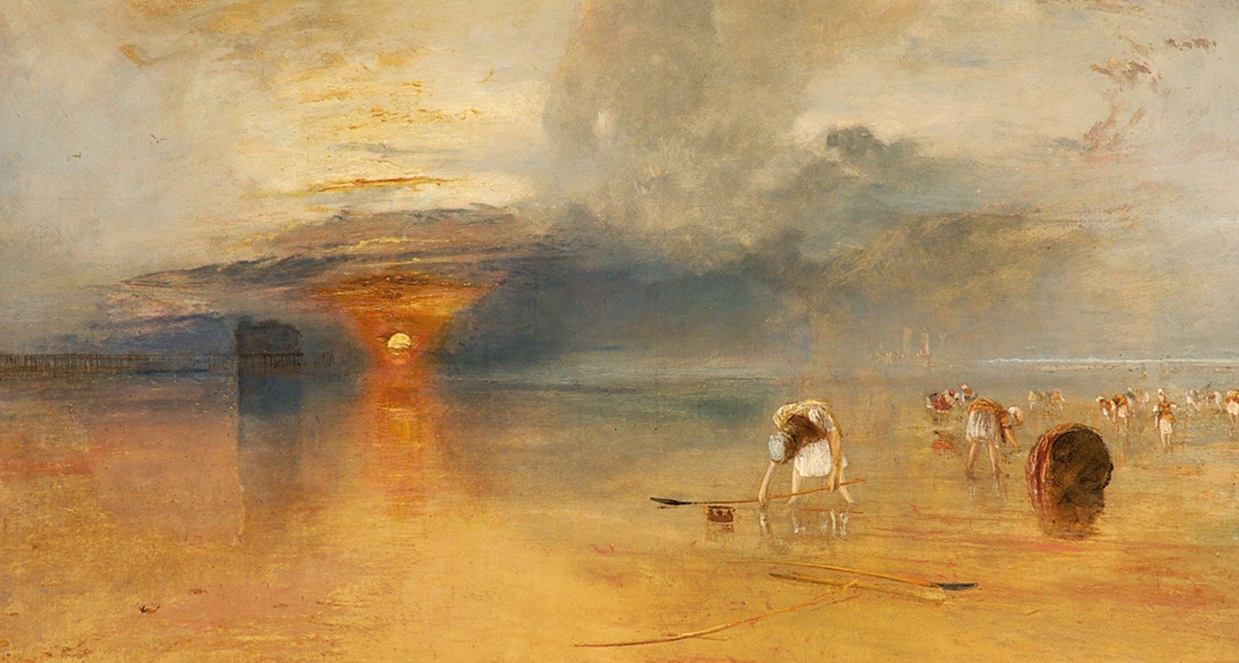 Exposition Turner 224 Aix Fou De Couleur De Paysage Et De Lumi 232 Re Gomet