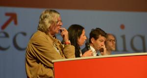 Didier Raoult, Aurore Sun, Denis Philipon et Nicolas Colin