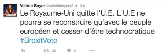Tweet Valérie Boyer