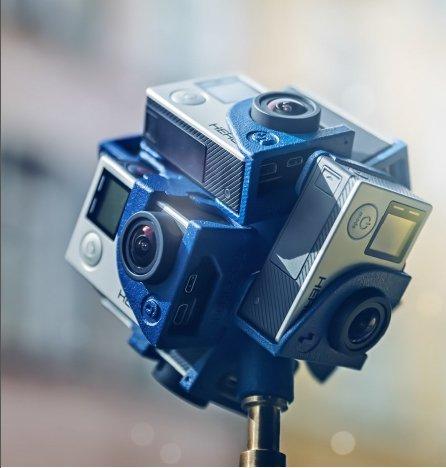 exmagina camera