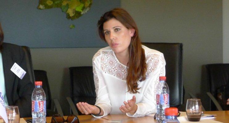 Sandra Dalbin Airbus