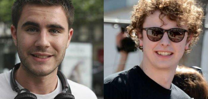 A la rentrée 2016, TF1 embauche les stars du web Cyprien et Norman. DR/ AC