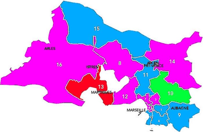 circonscriptions bouches du rhone 2012-17