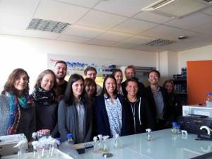 Soutien de la Fondation Bettencourt Schueller à l'équipe Mignot
