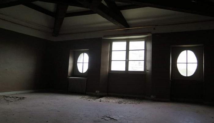 Le 3ème étage de la Villa Valmer