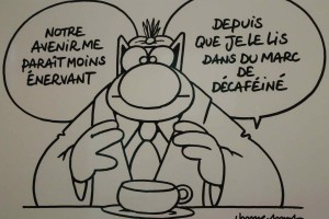 Geluck Cafe in
