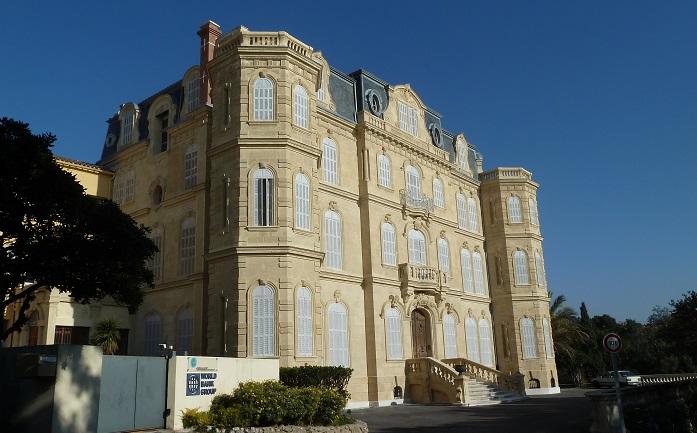 Hotel Sur La Corniche Marseille
