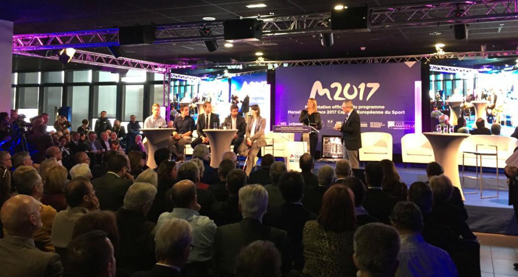 Marseille capitale européenne : le sport dans tous ses états en 2017 à Marseille