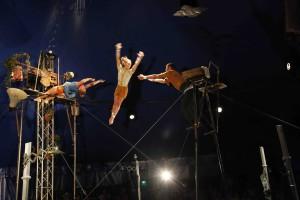 Cirque Poussiere à Aix (©Alain Vacheron)